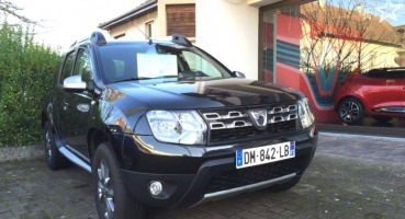 Duster 1.5 dCi 110 4×4